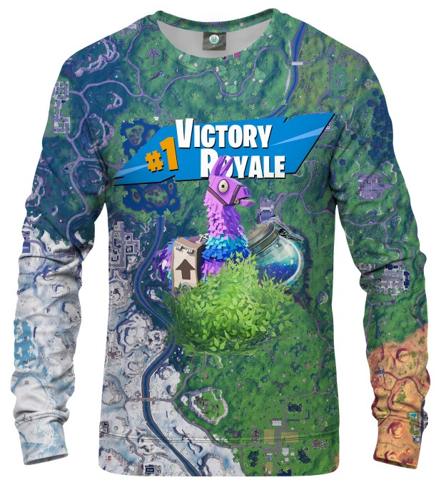BATTLE ROYALE - VICTORY ROYALE SWEATER Thumbnail 1