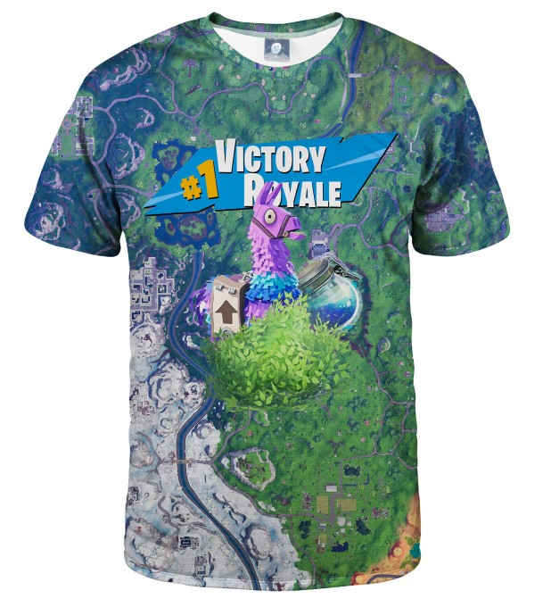 BATTLE ROYALE - VICTORY ROYALE T-SHIRT Thumbnail 1