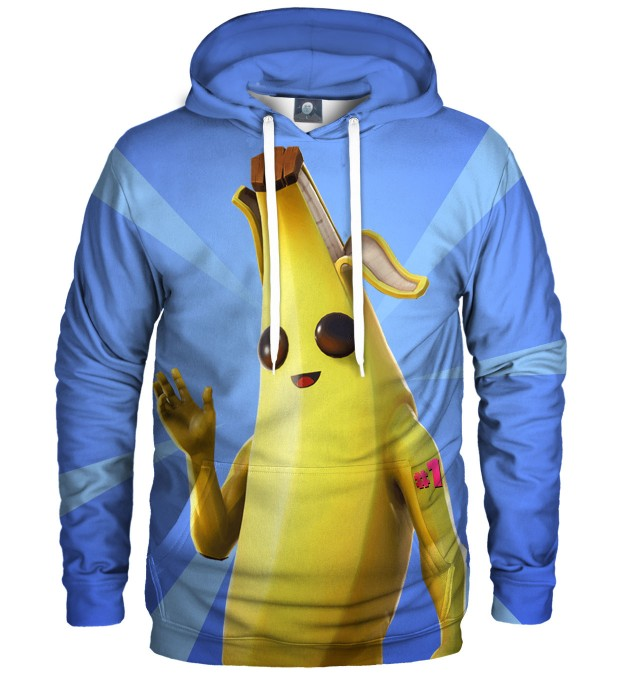 BATTLE ROYALE - BANANA HOODIE Thumbnail 1