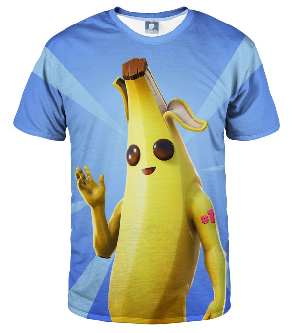 BATTLE ROYALE - BANANA T-SHIRT Thumbnail 1