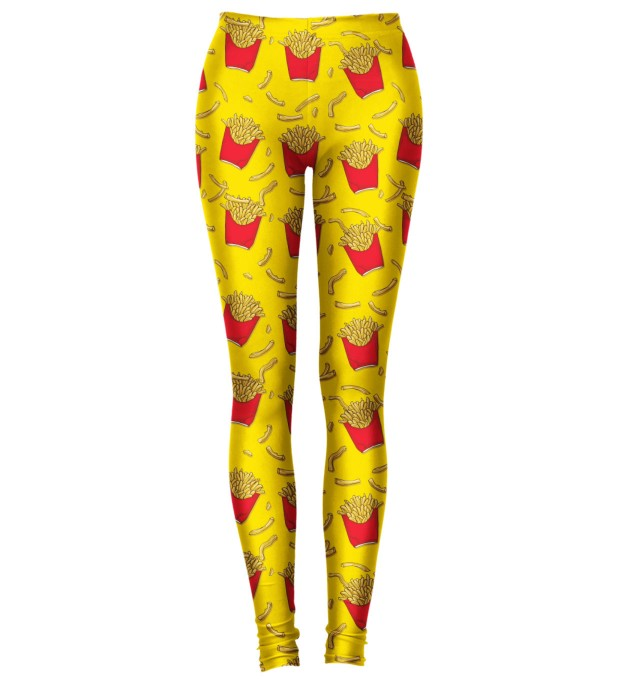 FRIES LEGGINGS Miniatury 1