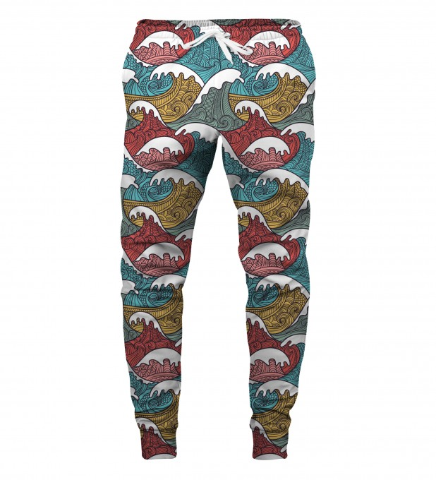 TRIBAL WAVES SWEATPANTS Thumbnail 1