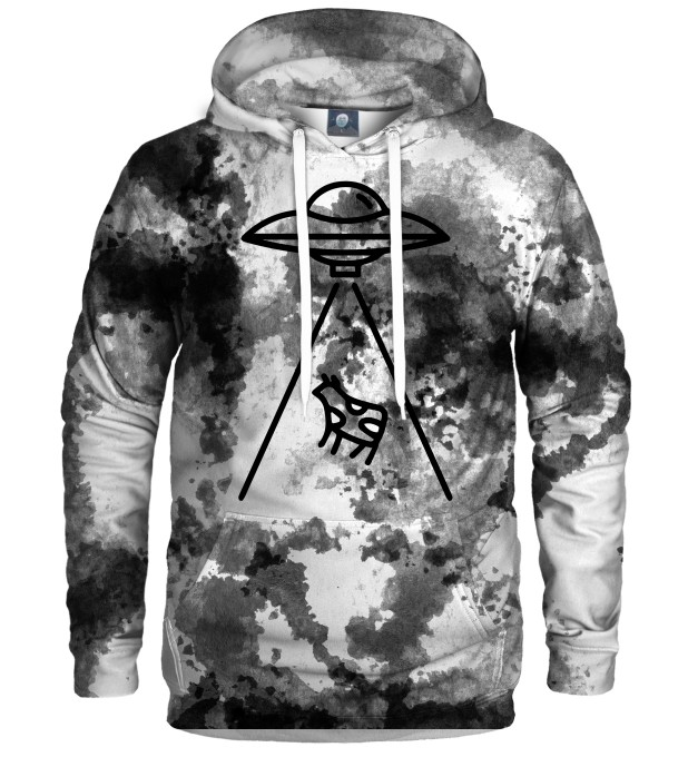 ABDUCTION TIE DYE HOODIE Thumbnail 1