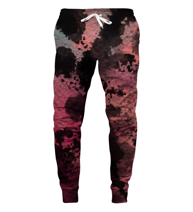 SINNER TIE DYE SWEATPANTS Thumbnail 1