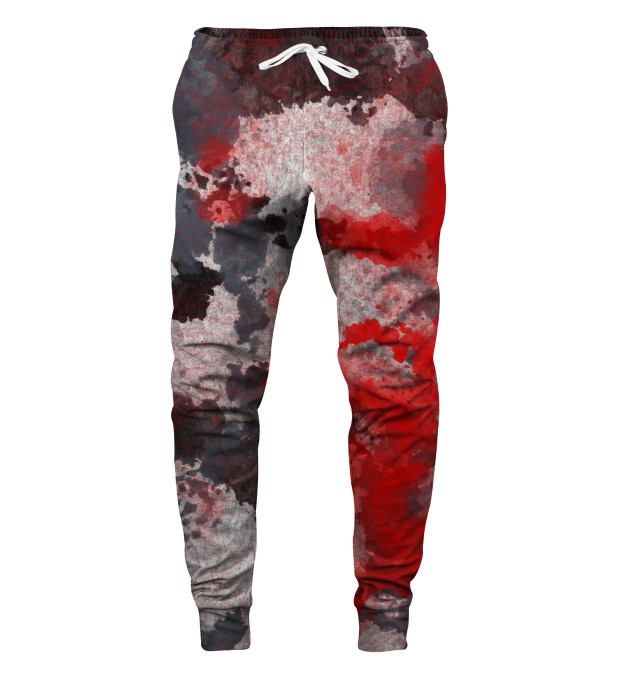 MOTH TIE DYE SWEATPANTS Thumbnail 1