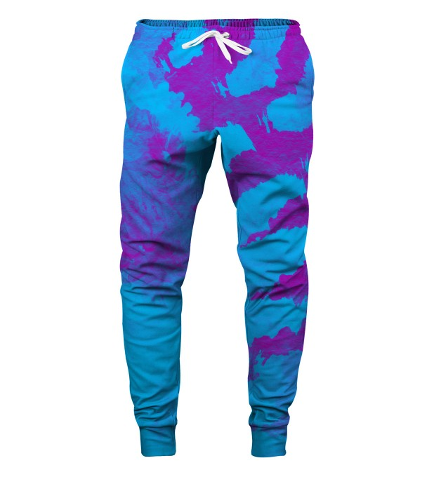 CRESCENT TIE DYE SWEATPANTS Thumbnail 2