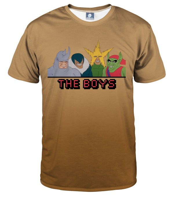 ME AND THE BOYS T-SHIRT Thumbnail 2