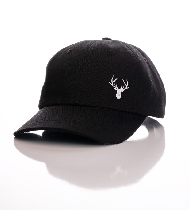 BLACK DEER BASEBALL CAP   Thumbnail 1