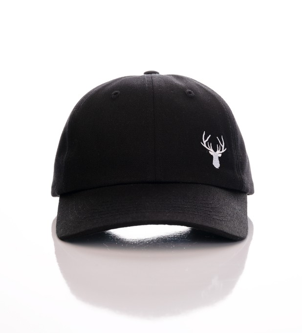 BLACK DEER BASEBALL CAP   Thumbnail 2