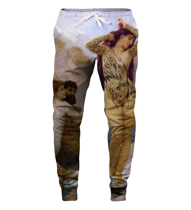 BIRTH OF BAD GIRL SWEATPANTS Thumbnail 1