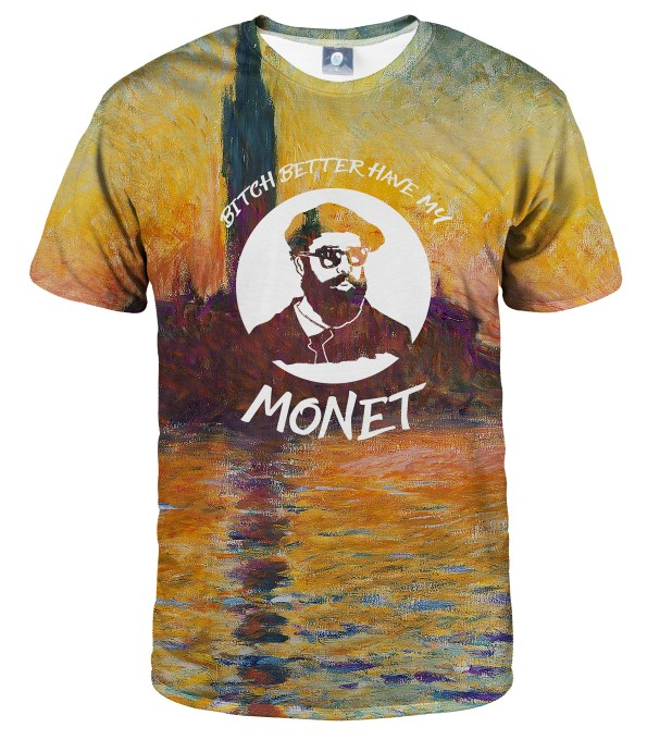 T-SHIRT MONET Miniatury 2