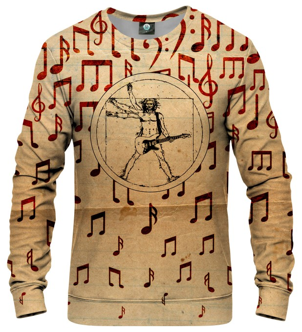PERFECT GUITAR SOLO SWEATSHIRT Thumbnail 1