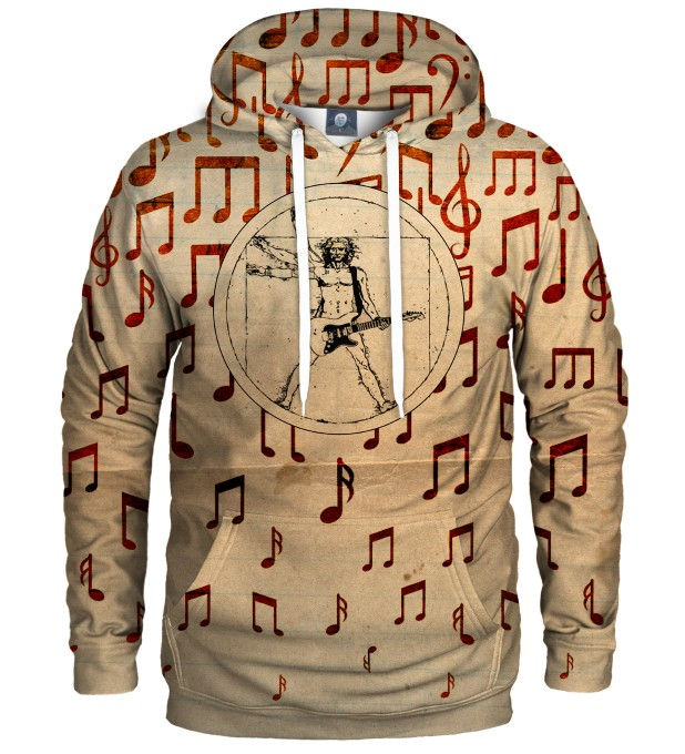 BLUZA Z KAPTUREM PERFECT GUITAR SOLO  Miniatury 1