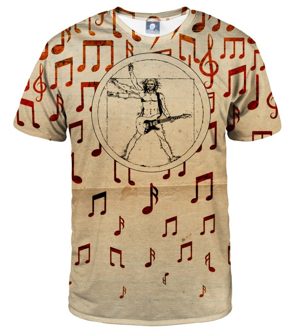 T-SHIRT PERFECT GUITAR SOLO  Miniatury 2