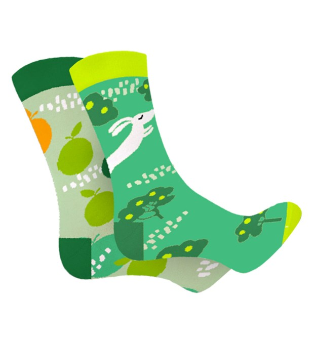 APPLE SOMERSBY Cotton Socks Thumbnail 1