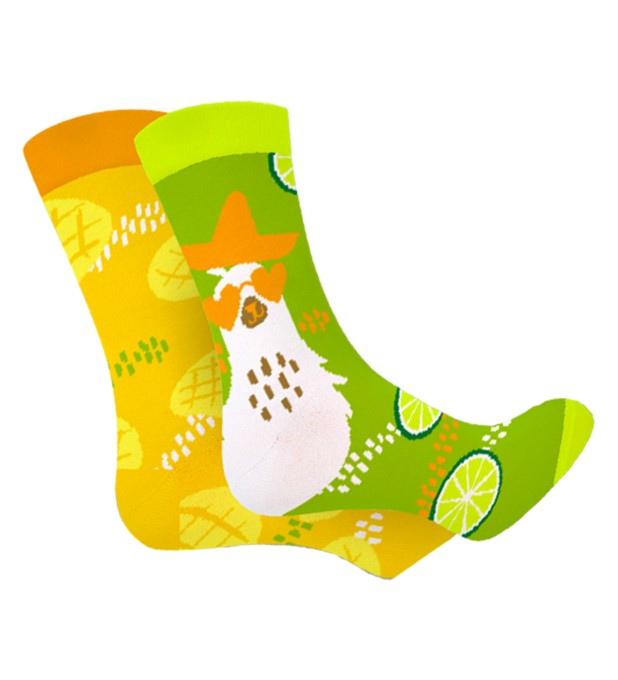 MANGO SOMERSBY Cotton Socks Thumbnail 1