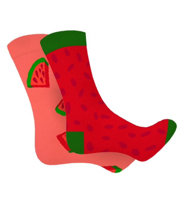 WATERMELON SOMERSBY Cotton Socks Thumbnail 1