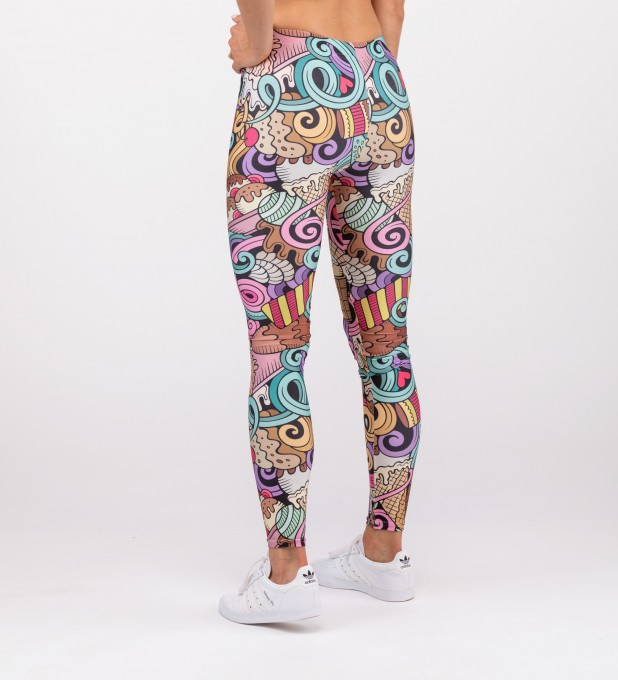 LOVE THY ICE CREAM LEGGINGS Miniatury 2