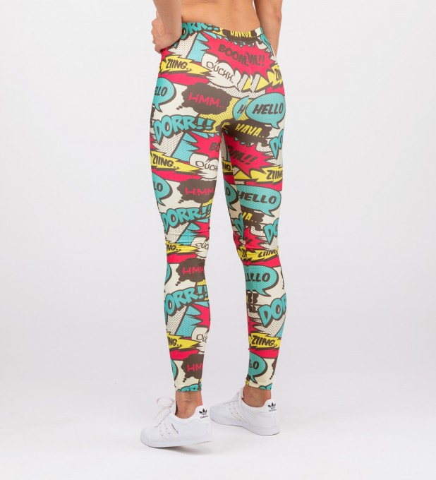 COMIC LEGGINGS Thumbnail 2