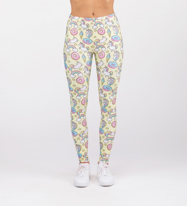 UNICORN HEAVEN LEGGINGS Miniatury 1