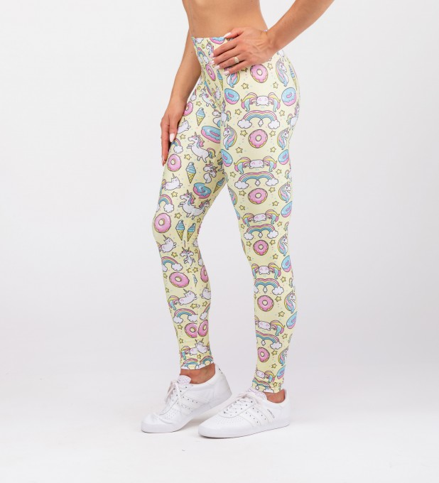 UNICORN HEAVEN LEGGINGS Miniatury 2