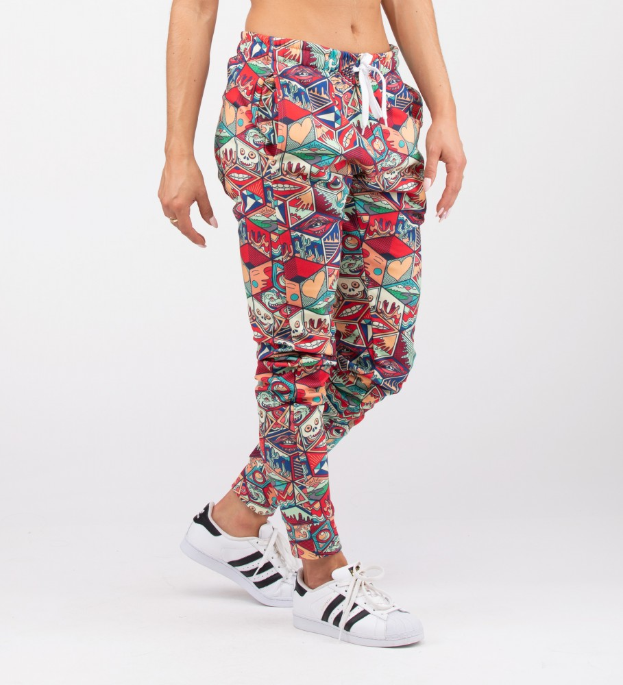 Aloha From Deer, PANDORA'S BOX SWEATPANTS Image $i