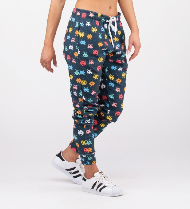 SPACE INVADERS SWEATPANTS Thumbnail 2
