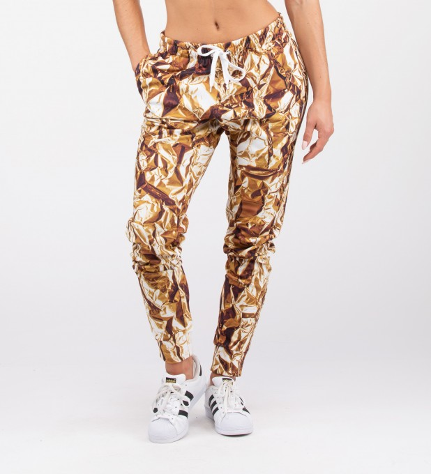 GOLDEN SWEATPANTS Thumbnail 1