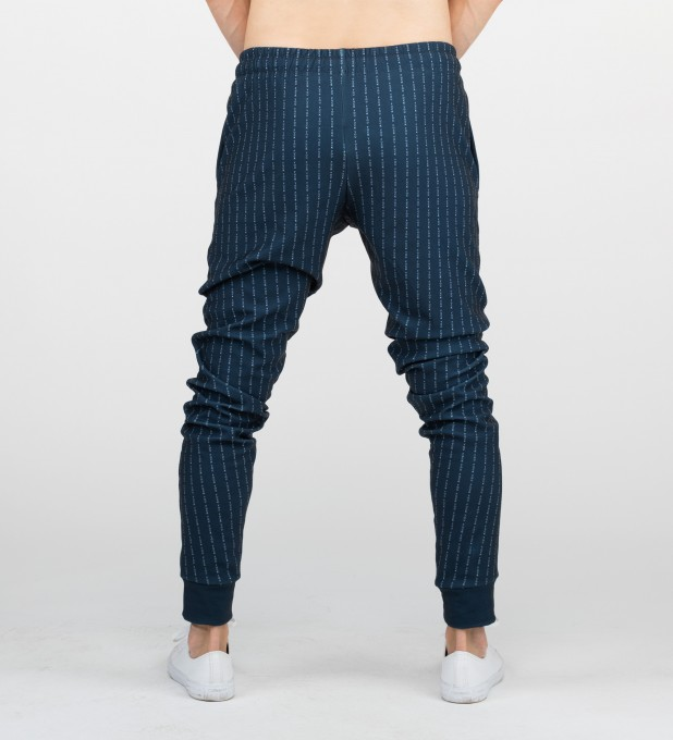 FK YOU NAVY SWEATPANTS Thumbnail 2