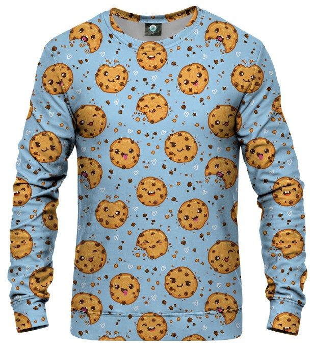 COOKIES MAKE ME HAPPY SWEATSHIRT Thumbnail 1