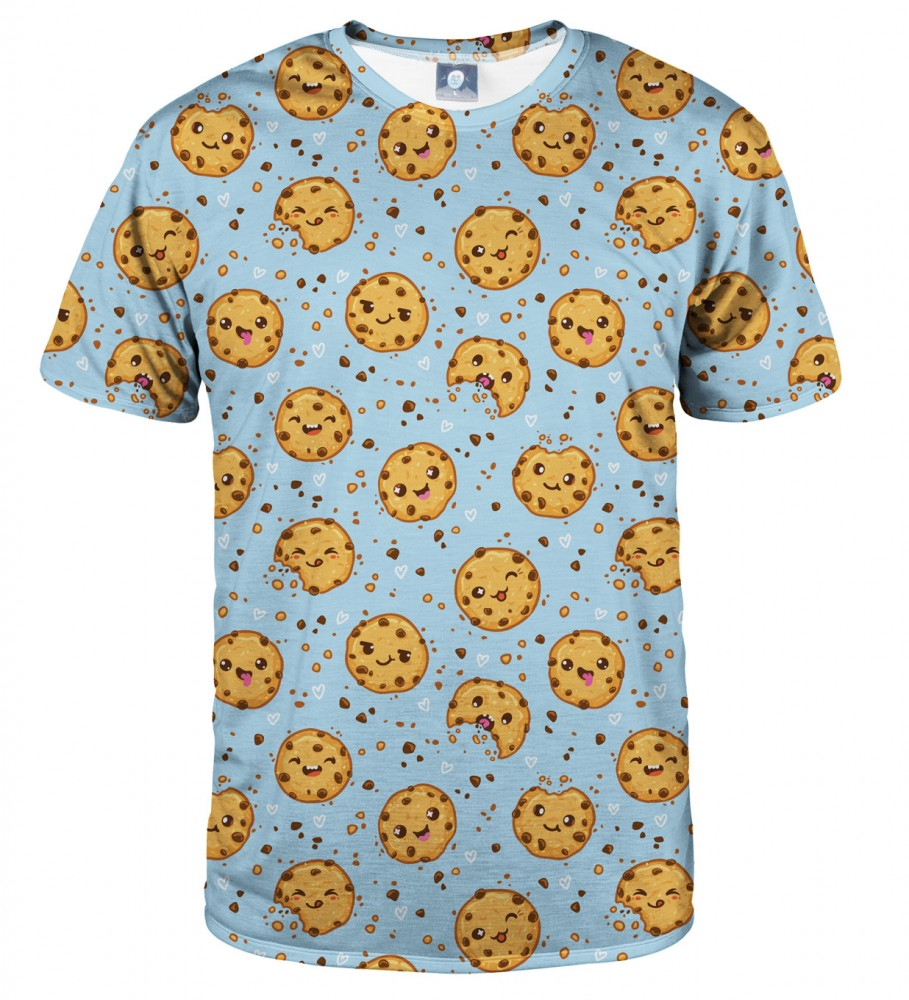 Aloha From Deer, COOKIES MAKE ME HAPPY T-SHIRT Image $i