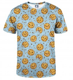 Aloha From Deer, COOKIES MAKE ME HAPPY T-SHIRT Thumbnail $i