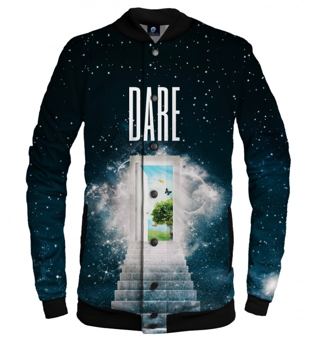 DARE BASEBALL JACKET  Thumbnail 1