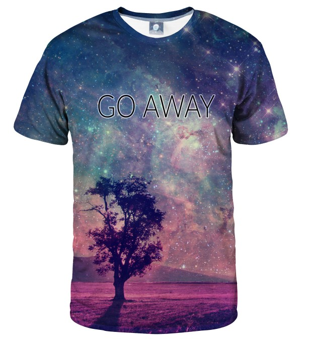 GO AWAY T-SHIRT Thumbnail 1