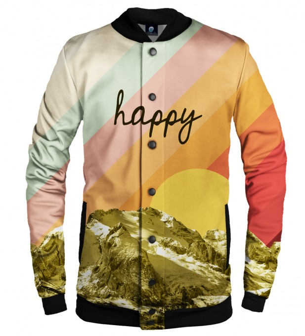 HAPPY BASEBALL JACKET  Thumbnail 1