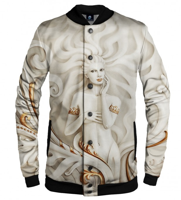 GODDESS BASEBALL JACKET  Thumbnail 1