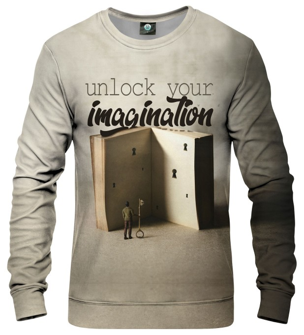 IMAGINATION SWEATSHIRT Thumbnail 1