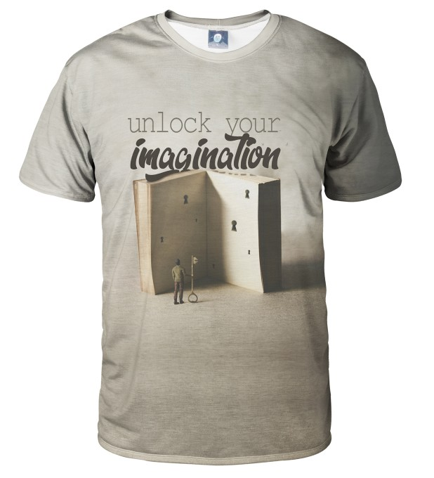 T-SHIRT IMAGINATION Miniatury 1