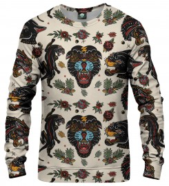 Aloha From Deer, PANTHER TRIBE SWEATSHIRT Thumbnail $i