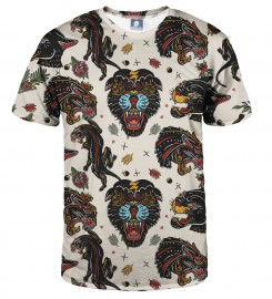 Aloha From Deer, PANTHER TRIBE T-SHIRT Thumbnail $i
