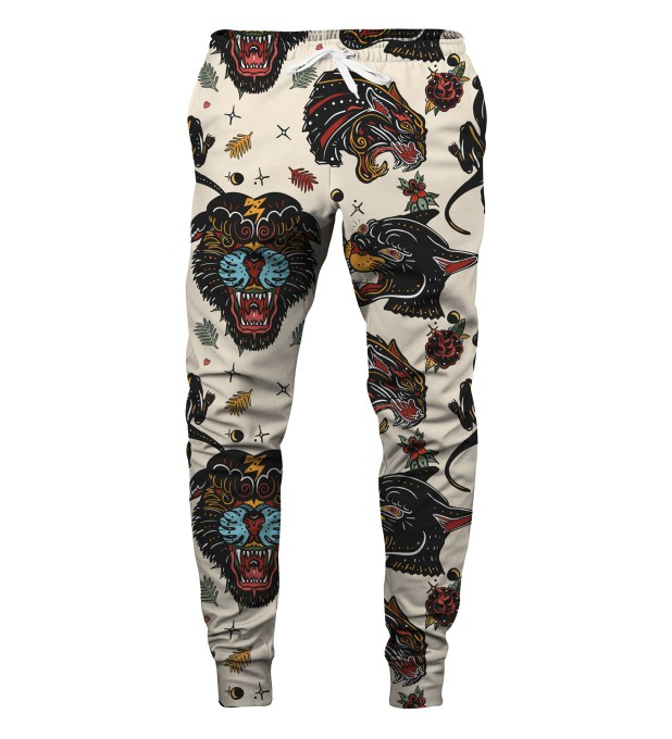PANTHER TRIBE SWEATPANTS Thumbnail 1