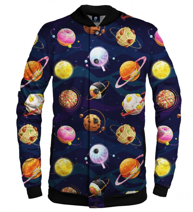 TASTY COSMOS BASEBALL JACKET  Thumbnail 1