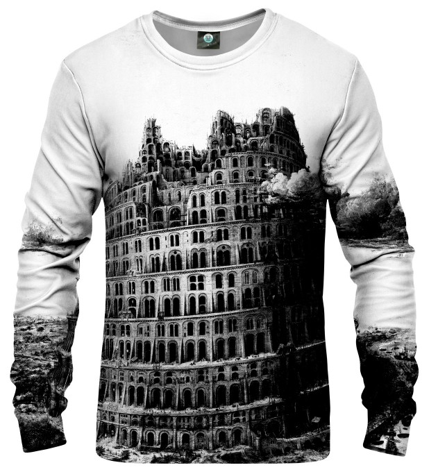 GENESIS TOWER SWEATSHIRT Thumbnail 1