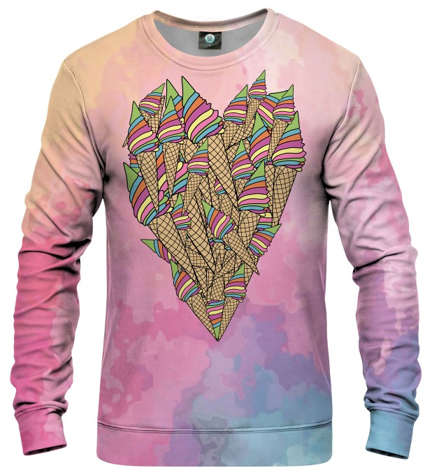 ICE DREAM SWEATSHIRT Thumbnail 1