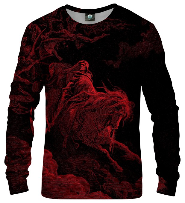 BLOOD RIDER SWEATSHIRT Thumbnail 2