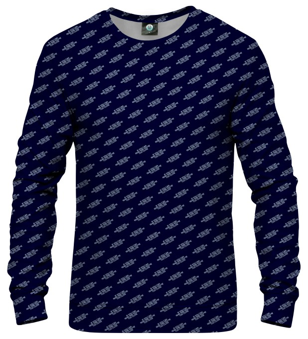 BLUZA TOO CLOSE NAVY Miniatury 1