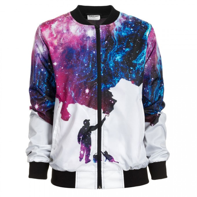 Painter bomber jacket Thumbnail 1