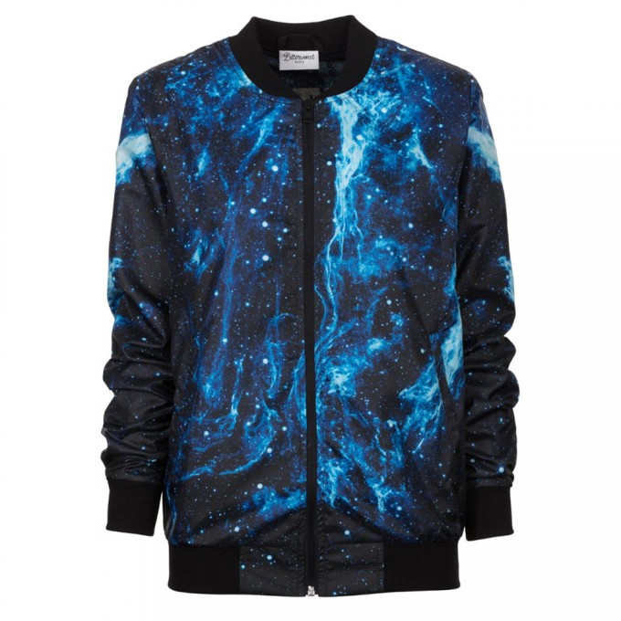 Galaxy Team bomber jacket Thumbnail 1