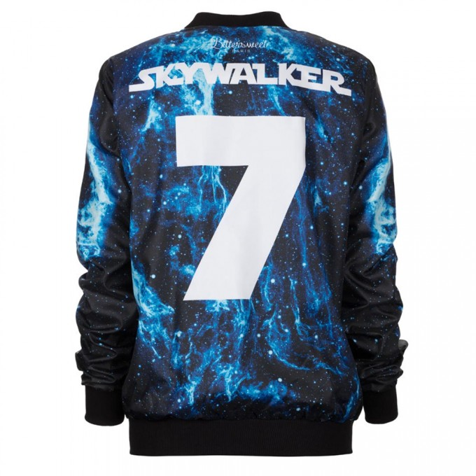 Galaxy Team bomber jacket Thumbnail 2
