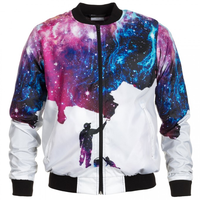 Painter bomber jacket Miniaturbild 1